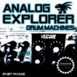 Analog Explorer - Drum Machines cover art