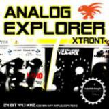 Analog Explorer by XTront cover art
