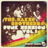 Baker Brothers Funk Session Vol. 1 cover art