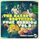 Baker Brothers Funk Session Vol 2 cover art
