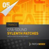 CFA Sound - Trance Sylenth Presets cover art