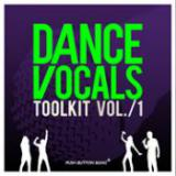 Dance Vocals Toolkit Vol.1 cover art