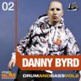 Danny Byrd Drum and Bass vol2 - Artist Samplepack cover art