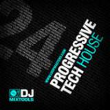 DJ Mixtools 24 - Progressive Tech House cover art