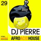 DJ Pierre - Afro Acid House cover art