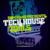 Dom Kane presents Tech House Tools cover art
