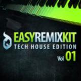 Easy Remix Kit Vol 1 - Tech House Edition cover art