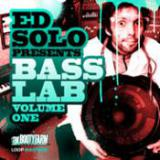 Ed Solo Presents Bass Lab Vol1 cover art
