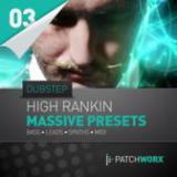 High Rankin - Dubstep - NI Massive Presets cover art