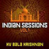 Indian Sessions - KV Bala Krishnan cover art