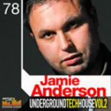 Jamie Anderson - Underground Tech House Vol 2 cover art