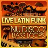 Live Latin Funk And Nu Disco Bass Loops cover art