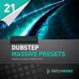 Loopmasters Present Dubstep Synths Massive Presets cover art