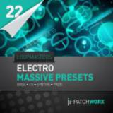 Loopmasters Presents Electro Synths Massive Presets cover art