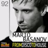 Mario Basanov presents - From Disco To House cover art