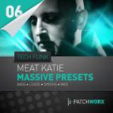 Meat Katie Tech Funk Massive Presets cover art