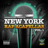 New York Rap Acapellas Vol 1 cover art