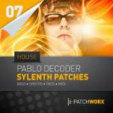 Pablo Decoder House Synths Sylenth Presets cover art
