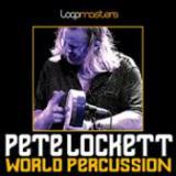 Pete Lockett World Percussion cover art