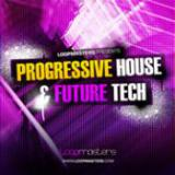 Progressive House and Future Tech cover art