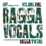 Ragga Vocals Vol1 cover art