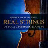 Real Strings Vol. 2 - Cinematic Loops cover art