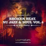 Reel People Broken Beat, Nu Jazz And Soul Vol4 cover art