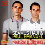 Seamus Haji and Paul Emanuel Progressive Electro House cover art