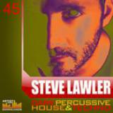 Steve Lawler Dark Percussive House & Techno cover art
