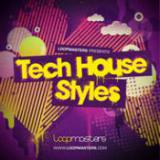 Tech House Styles cover art