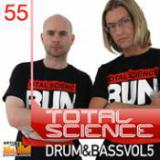 Total Science Drum & Bass Vol 5 cover art