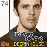 Trevor Loveys - Deep In House cover art
