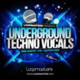 Underground Techno Vocals cover art