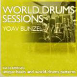 World Drum Sessions Vol 3 African Drums cover art